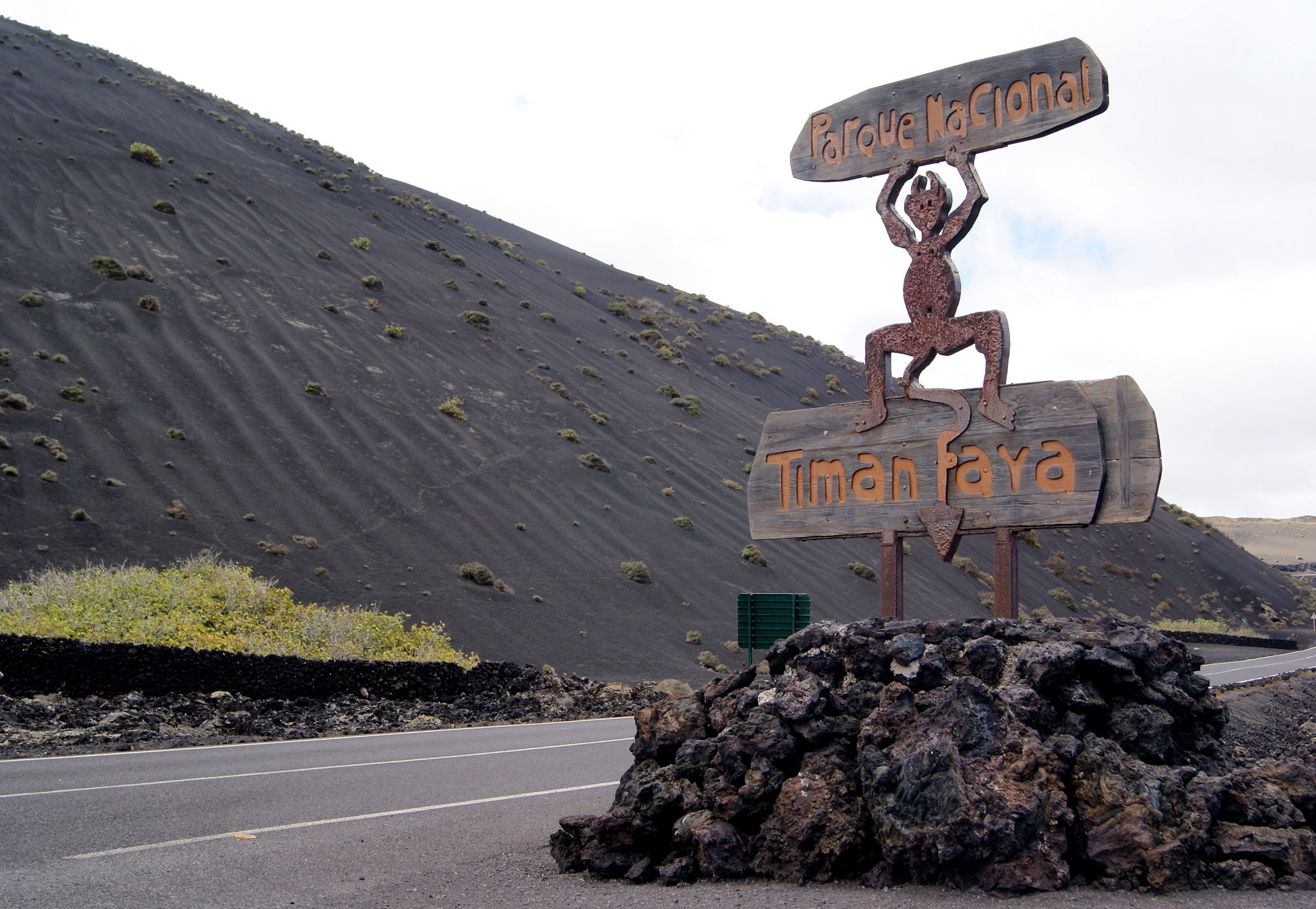 Timanfaya National Park - Auszeit Lanzarote - Holidays on Lanzarote