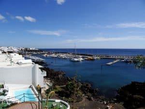 Harbour in Puerto del Carmen